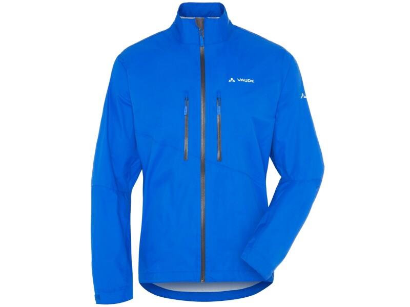VAUDE Men's Tremalzo Rain Jacket blau