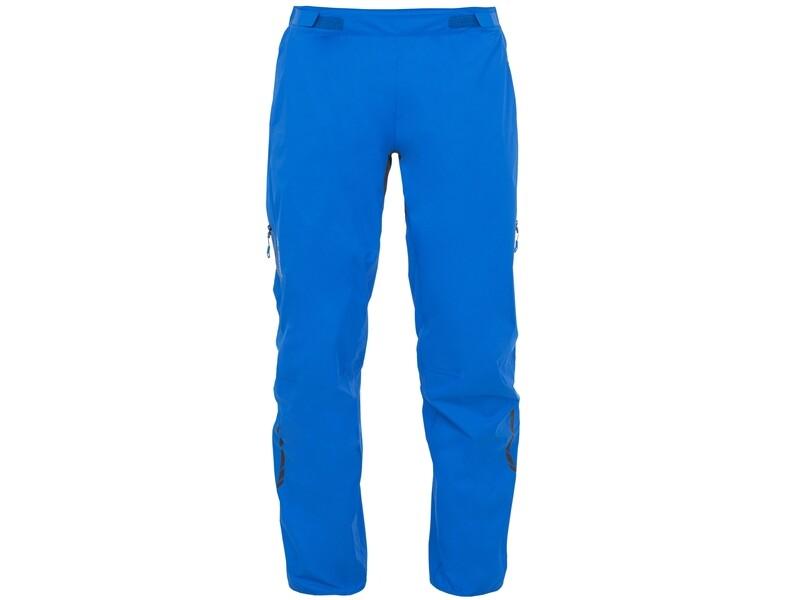 VAUDE Men's Tremalzo Rain Pants blau