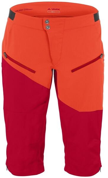 VAUDE - Men's Garbanzo Shorts orange