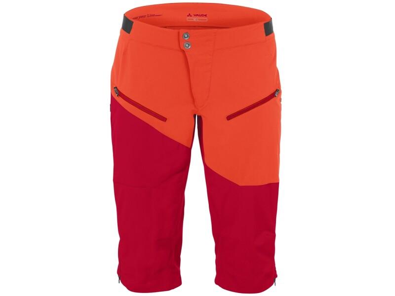 VAUDE Men's Garbanzo Shorts orange
