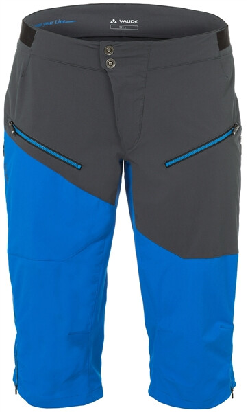 VAUDE - Men's Garbanzo Shorts blau