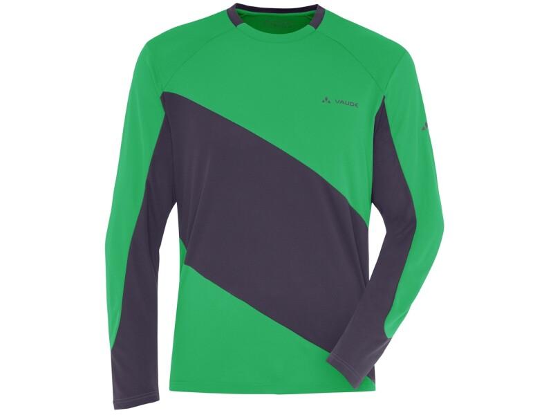 VAUDE Men's Moab Longsleeve Shirt  grün