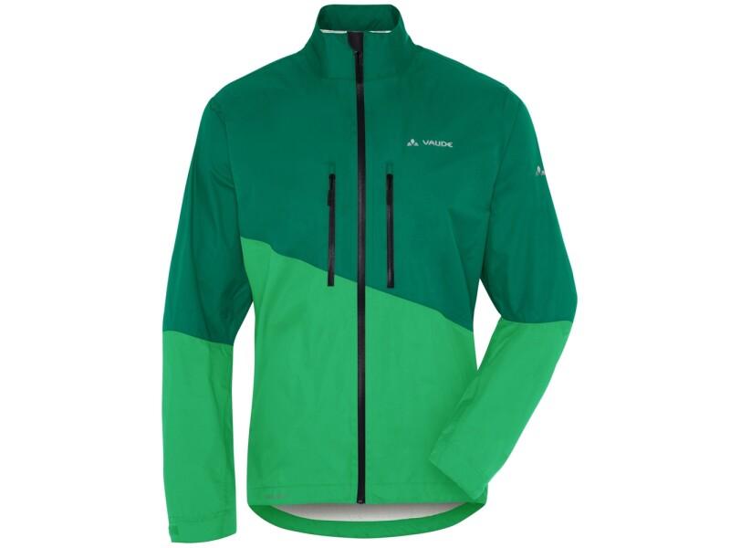 VAUDE Men's Tremalzo Rain Jacket grün