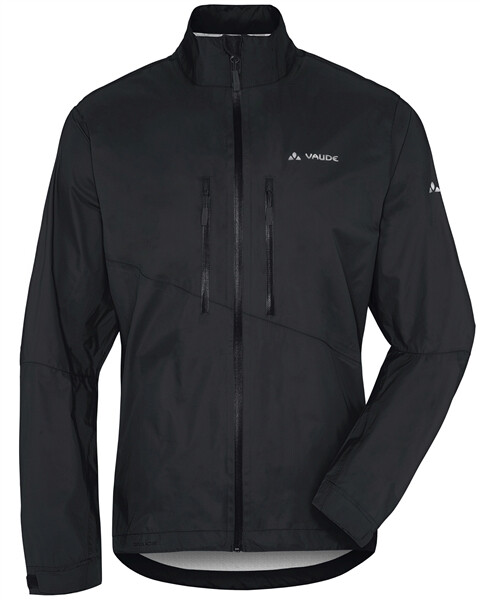 VAUDE - Men's Tremalzo Rain Jacket schwarz