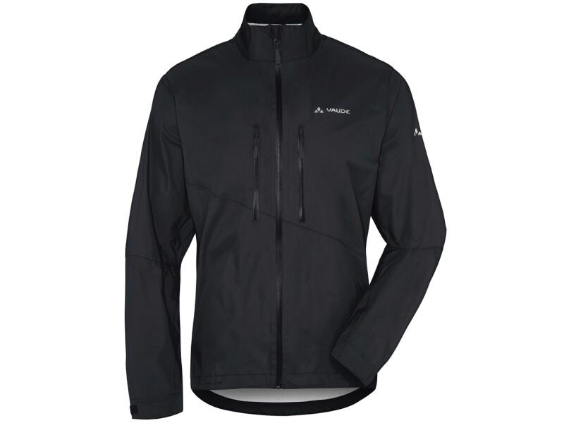VAUDE Men's Tremalzo Rain Jacket schwarz