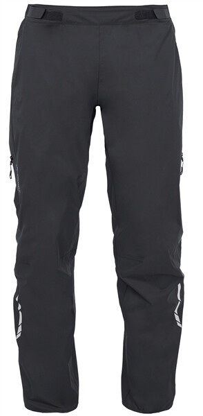 VAUDE - Men's Tremalzo Rain Pants schwarz