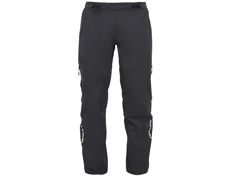 VAUDE Men's Tremalzo Rain Pants schwarz