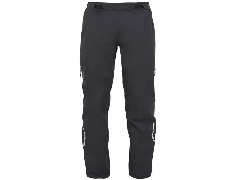 VAUDE Men's Tremalzo Rain Pants schwarz