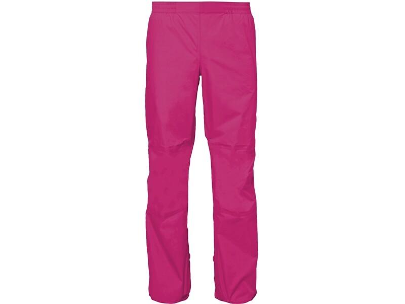 VAUDE Women's Drop Pants II pink