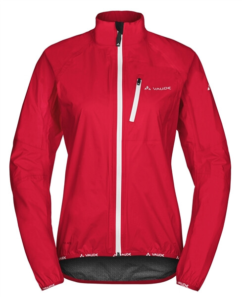 VAUDE - Women's Drop Jacket III rot