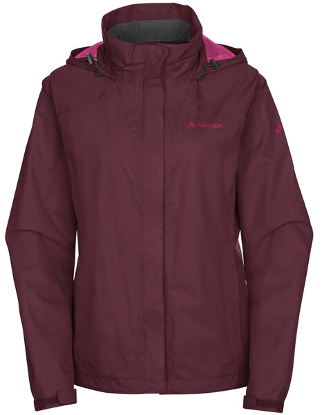 VAUDE - Women's Escape Bike Light Jacket beere