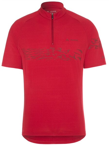 VAUDE - Men's Sentiero Shirt rot