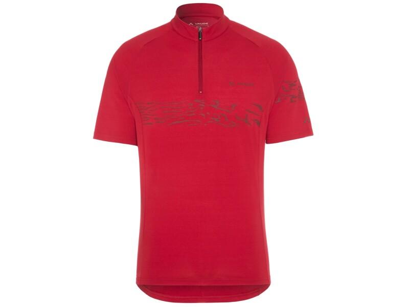 VAUDE Men's Sentiero Shirt rot