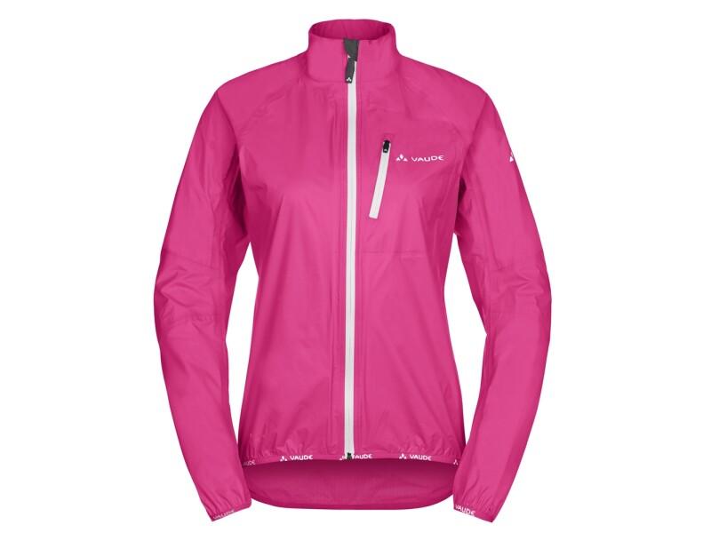 VAUDE Women's Drop Jacket III pink