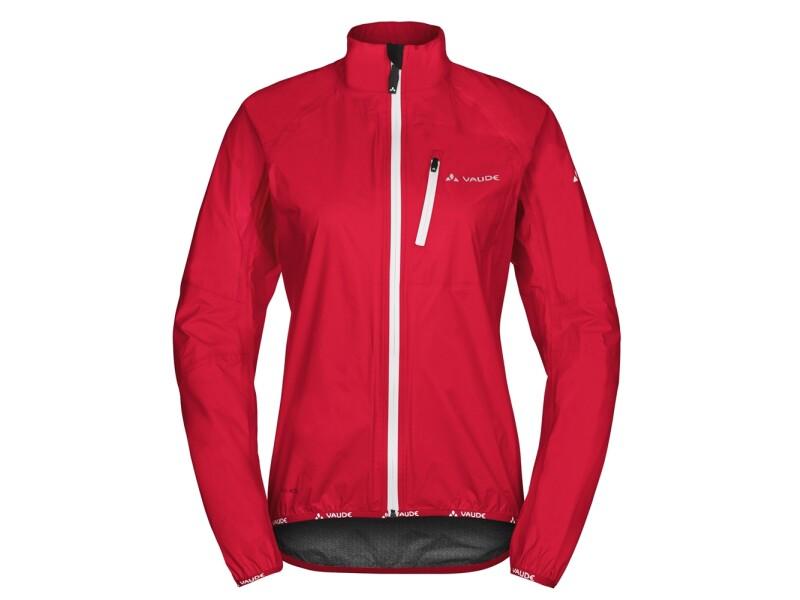 VAUDE Women's Drop Jacket III rot