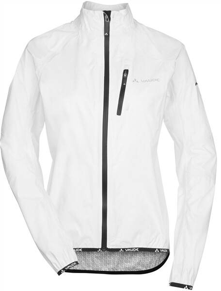 VAUDE - Women's Drop Jacket III weiss