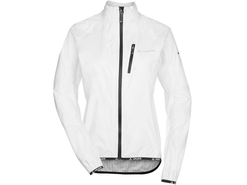 VAUDE Women's Drop Jacket III weiss