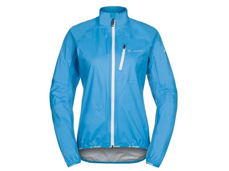 VAUDE Women's Drop Jacket III blau