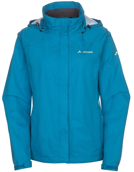 VAUDE - Women's Escape Bike Light Jacket blau