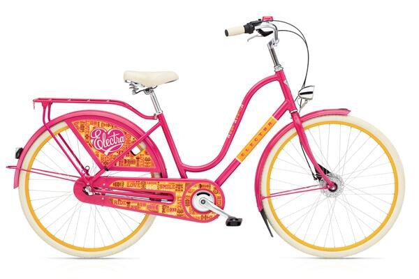 ELECTRA BICYCLE - Amsterdam Joyride 3i Ladies'
