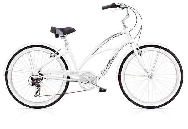 ELECTRA BICYCLE - Cruiser Lux 7D Ladies' EU
