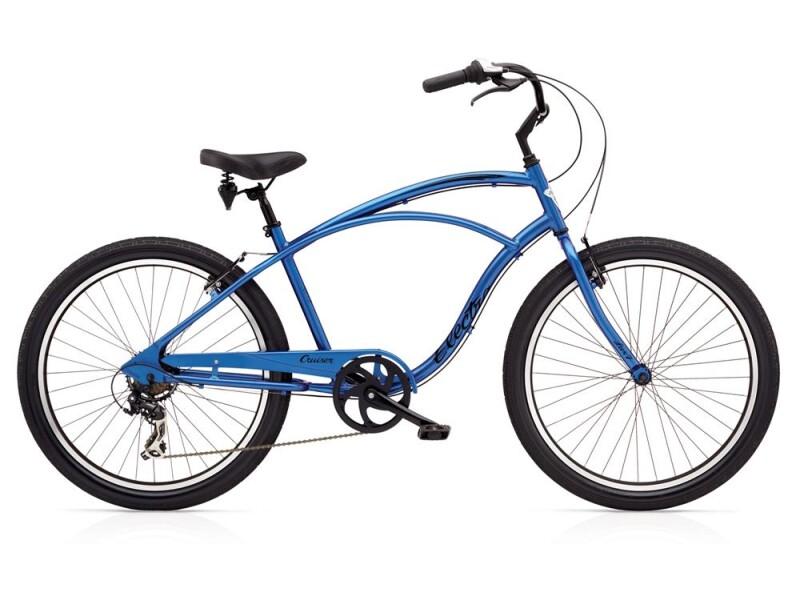 Electra Bicycle Cruiser Lux 7D Men's EU