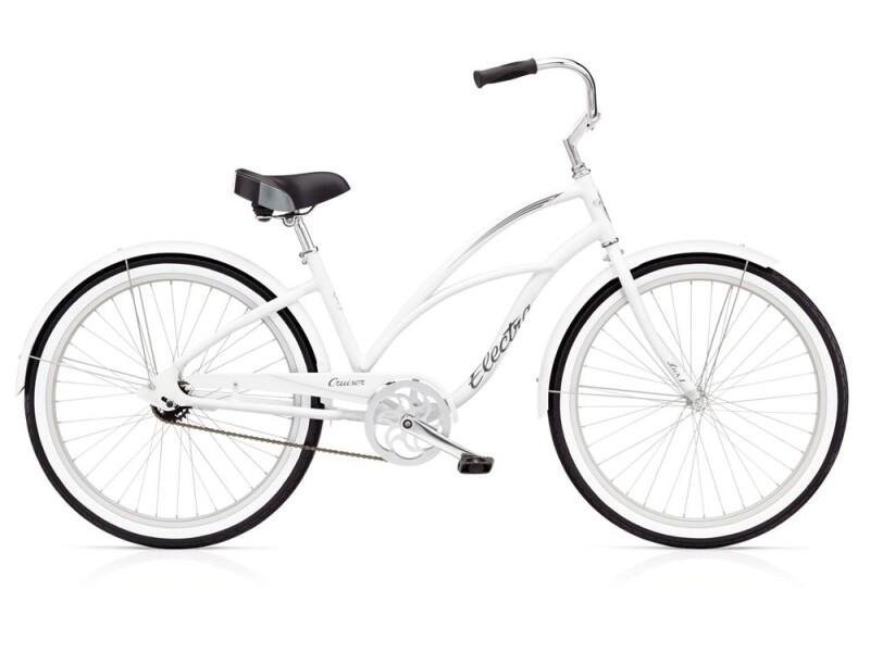 Electra Bicycle Cruiser Lux 1 Ladies' EU