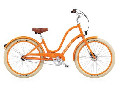 Electra Bicycle Townie Balloon 3i EQ Ladies