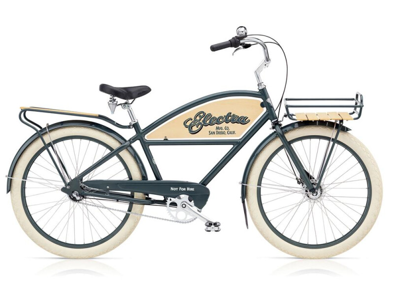 Electra Bicycle Delivery 3i Men's EU