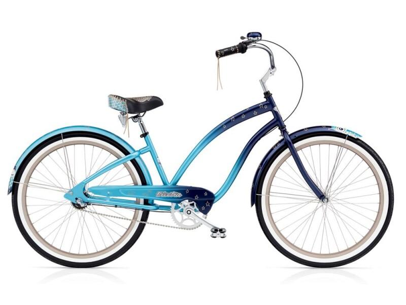 Electra Bicycle Night Owl 3i Ladies' EU