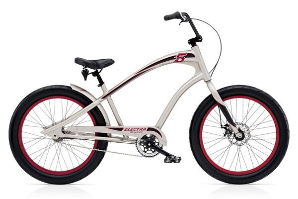 ELECTRA BICYCLE - Fast 5 3i Men's