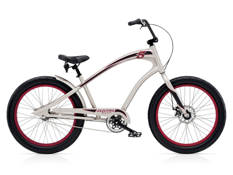 Electra Bicycle Fast 5 3i Men's
