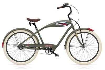 Electra Bicycle Tiger Shark 3i Men's EU