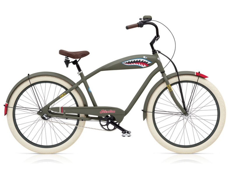 Electra Bicycle Tiger Shark 3i Men's EU
