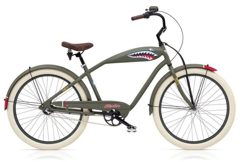Electra Bicycle - Tiger Shark 3i Men's EU