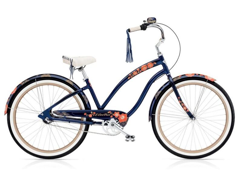 Electra Bicycle Hanami 3i Ladies' EU