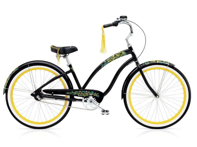 Electra Bicycle Flora & Fauna 3i Ladies' EU