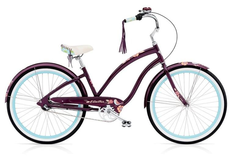 ELECTRA BICYCLEWren 3i Ladies' EU