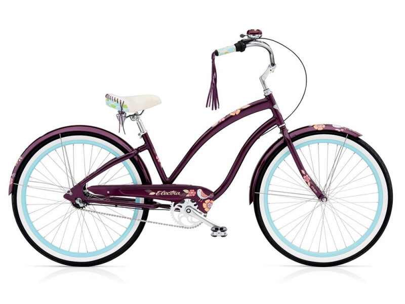 Electra Bicycle Wren 3i Ladies' EU
