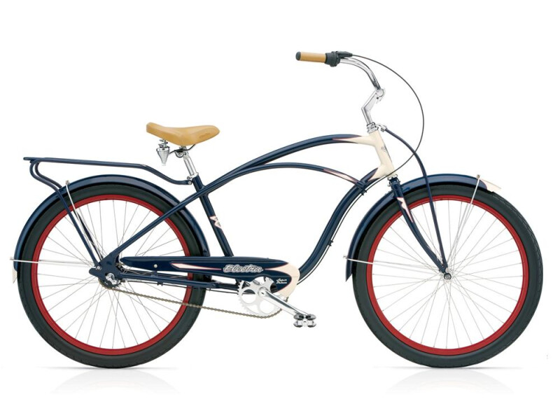 Electra Bicycle Super Deluxe 3i Men's EU