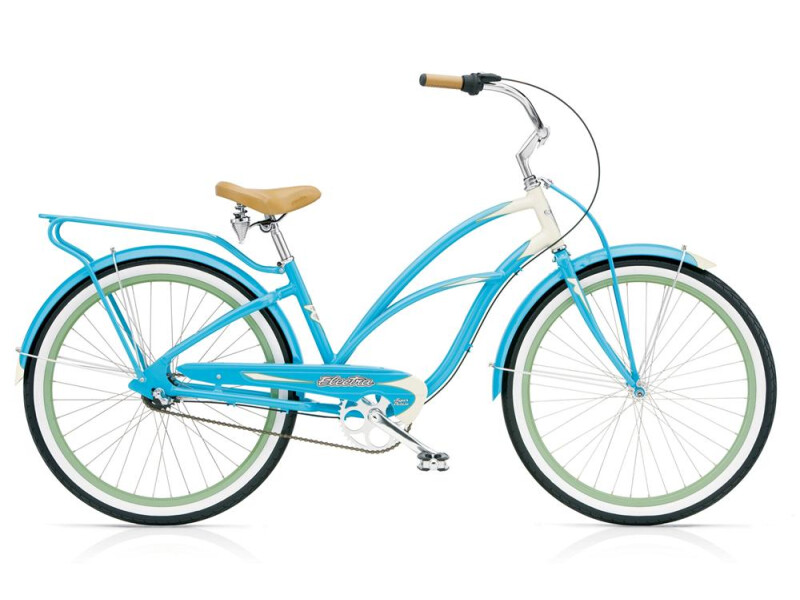 Electra Bicycle Super Deluxe 3i Ladies' EU