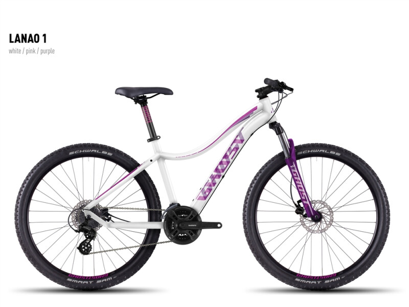 Ghost Lanao 1 white-pink-purple