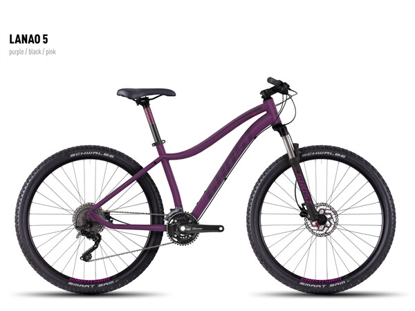 GHOST - Lanao 5 purple-black-pink