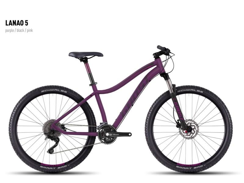 Ghost Lanao 5 purple-black-pink