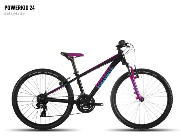 GHOST - Powerkid 24 black-pink-blue