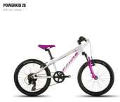 GHOST - Powerkid 20 white/pink/palepink