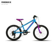GHOST - Powerkid 20 cyan-pink-black