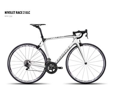 Ghost - NIVOLET Race 2 ULC white/gray Angebot