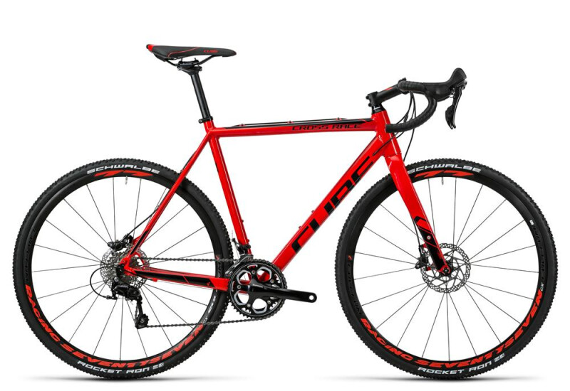 Cube Cross Race Pro red´n´black