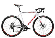 CUBE - Cross Race white´n´red